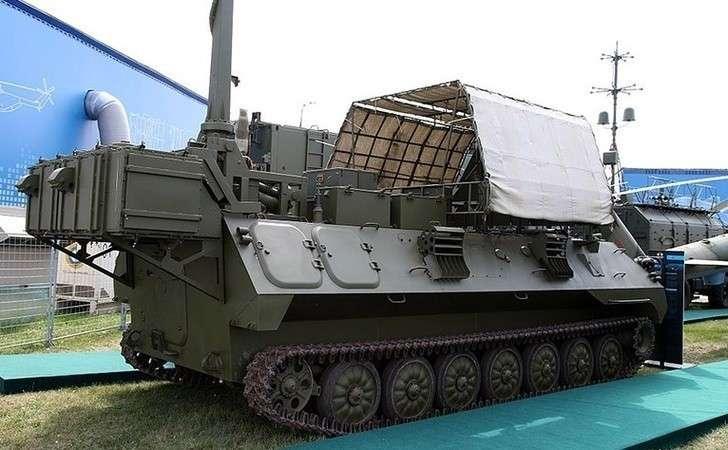 Комплекс 1Л262 «Ртуть-БМ».