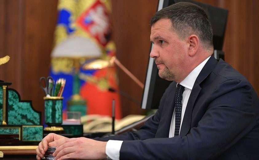 Заместитель Председателя Правительства Максим Акимов.