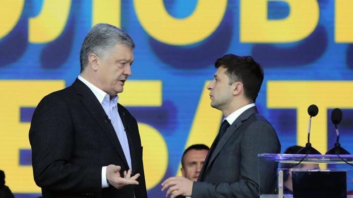 Дебаты Порошенко и Зеленского обсудили в сети: Порошенко проиграл