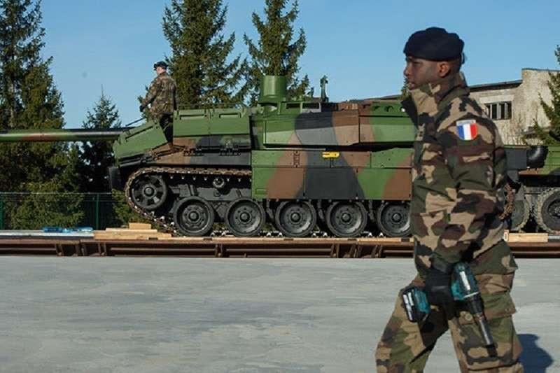 Эстония предоставила свою территорию НАТО для нападения на Россию