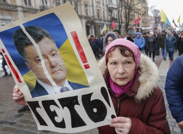 Украина. Порошенковская пятилетка в цифрах и фактах