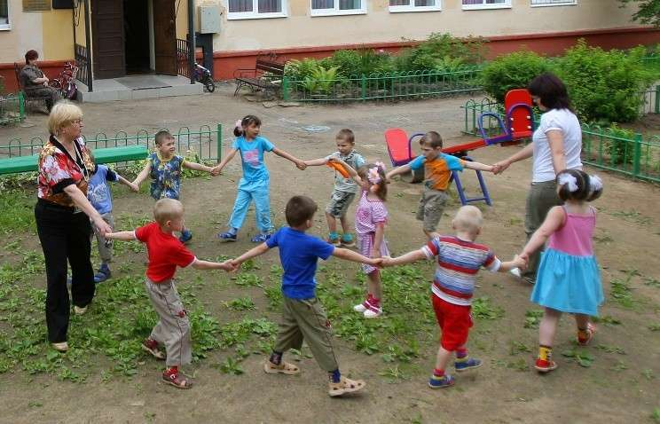 В 2015 году создадут 400 тысяч мест в детских садах