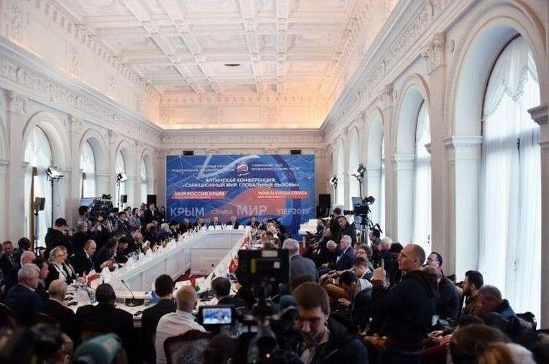 На Ялтинском экономическом форуме заключено более 100 соглашений на 210 млрд рублей