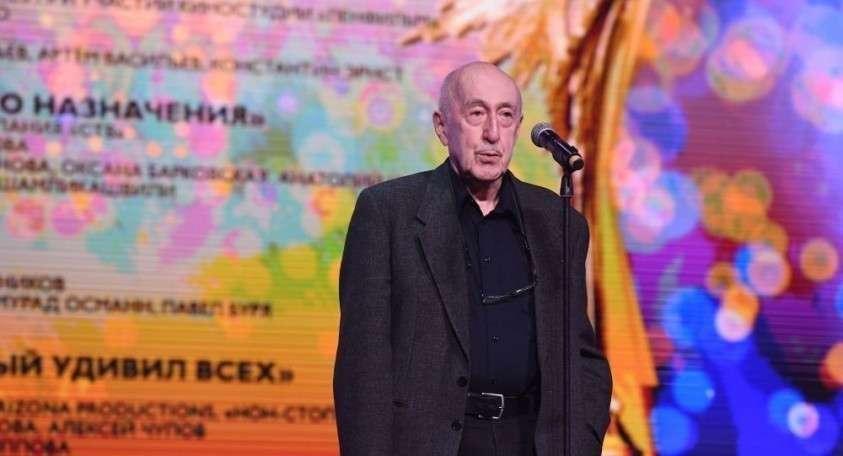 Почему грузин-русофоб Отар Иоселиани, проживающий во франции, получил российскую премию?