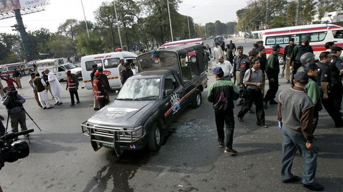 В церквях и гостиницах Шри-Ланки прогремели шесть взрывов