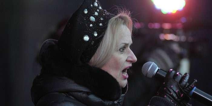 Фарион призвала расстрелять Порошенко и Тимошенко