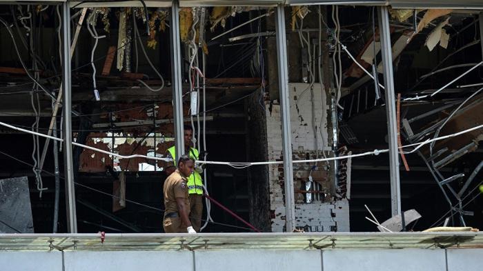 На Шри-Ланке после взрывов временно заблокировали соцсети и мессенджеры