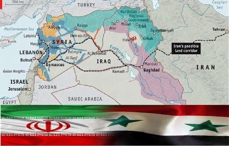 Кошмар для Израиля и США: Китай подключится к единой железнодорожной сети Ирана, Ирака и Сирии