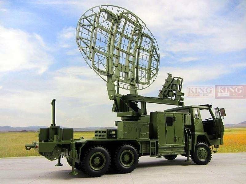 Как израильтяне в Сирии поразили китайский радиолокатор