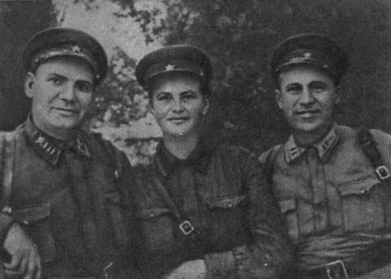 Как 20-летняя девушка Мария Байда уничтожила взвод фашистов