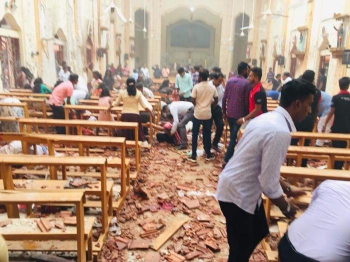 Тракты в Шри-Ланке: как спецслужбы допустили зарождение ячейки ИГИЛ в стране