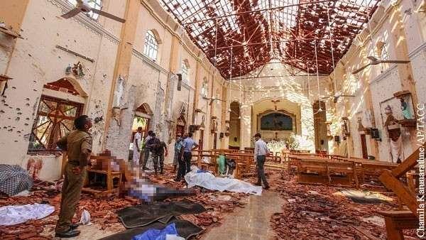 Теракты в Шри-Ланке: кто кого и за что так страшно убивает?