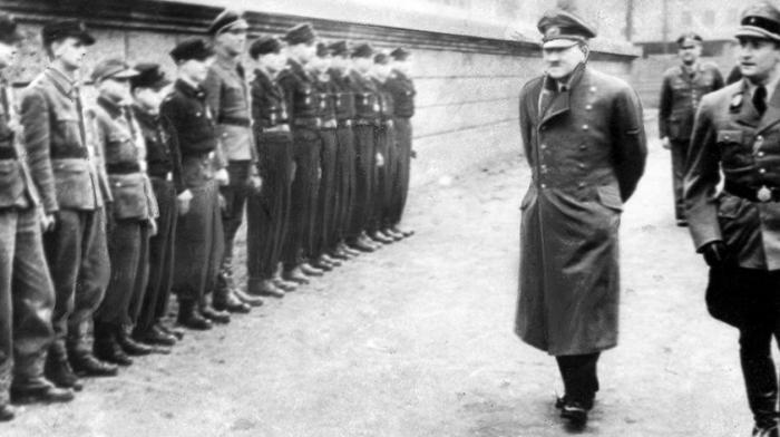 ФБР рассекретило документы о бегстве Гитлера из Германии в Аргентину