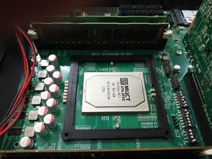 ВОмске разработали новые системы хранения данных на российских процессорах«Эльбрус» иПО для них