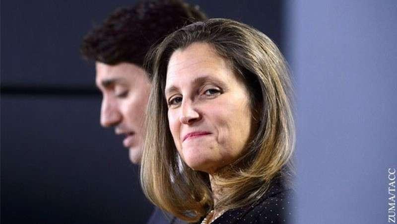 Как «демократическая» Канада нагло вмешивалась в выборы в других странах