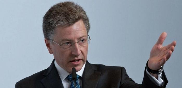 Курт Волкер жестоко ошарашил украинских националистов своим заявлением