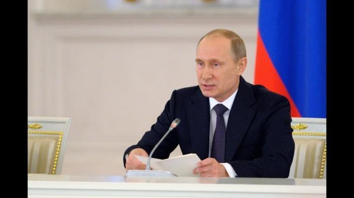 Владимир Путин проводит заседание Попечительского совета РГО. Прямая трансляция