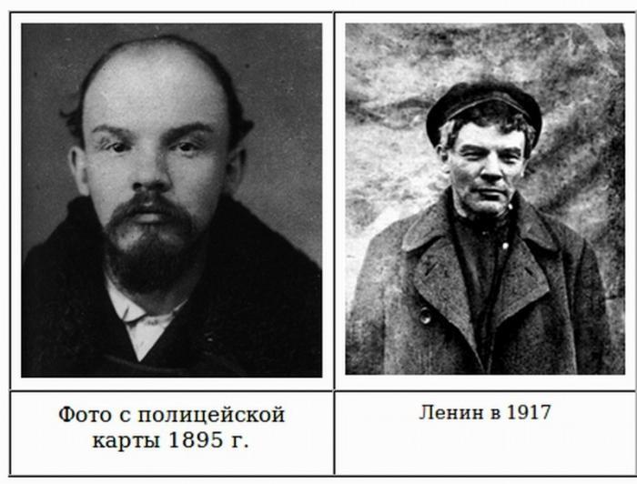Ленин не Ульянов. Революция 1917 года – фальсификация истории