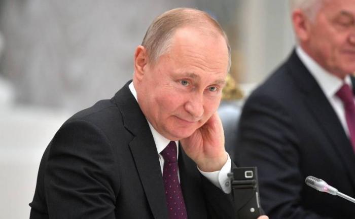 Владимир Путин объявляет Западу «нормандский шах»