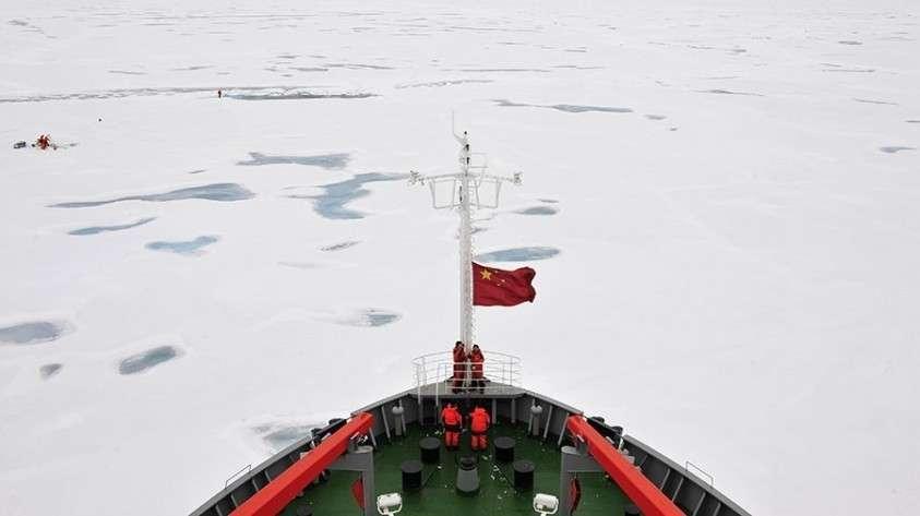 Как США намерены отстаивать свои интересы в Арктике без ледоколов?