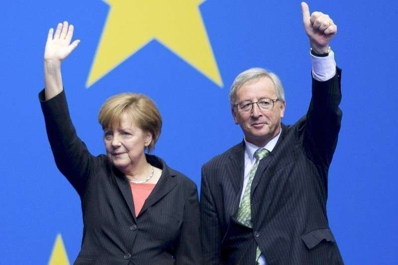 Ангеле Меркель поручат спасение проекта ЕвроРейха