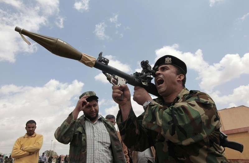 Война в Ливии: Что мешает Хафтару захватить Триполи