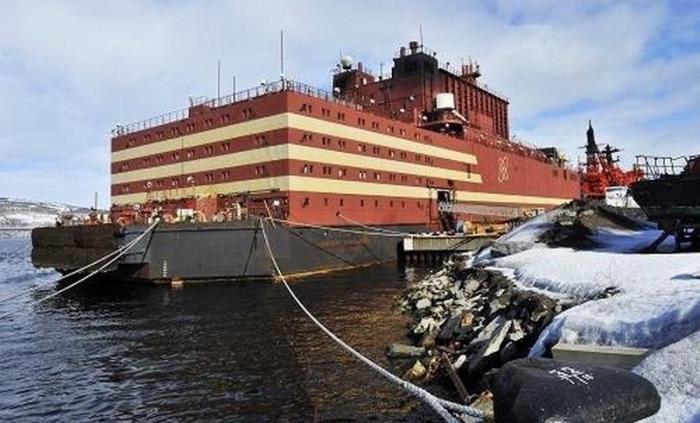 На ПЭБ «Академик Ломоносов» завершились испытания ядерной энергетической установки