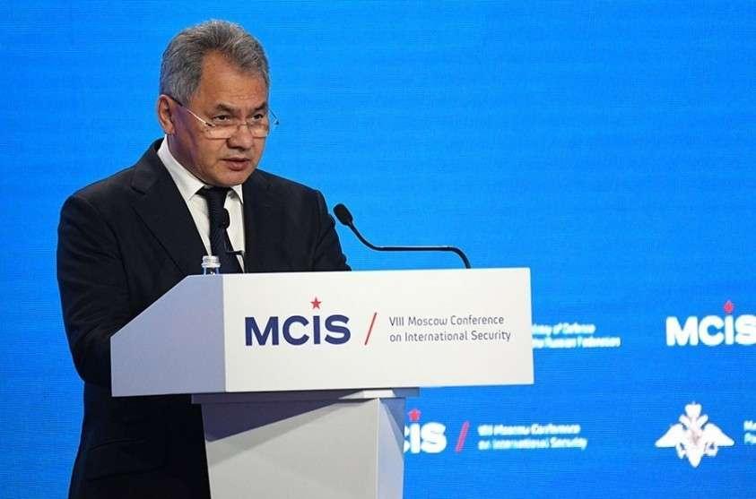 О чём говорили на VIII Московской конференции по международной безопасности 2019