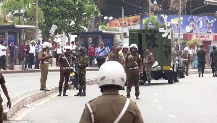 На западе Шри-Ланки прогремел новый взрыв. Террористы запугивают население