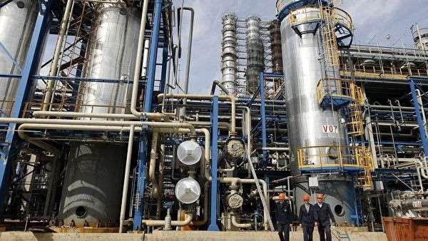 Новополоцкий нефтеперерабатывающий завод Нафтан