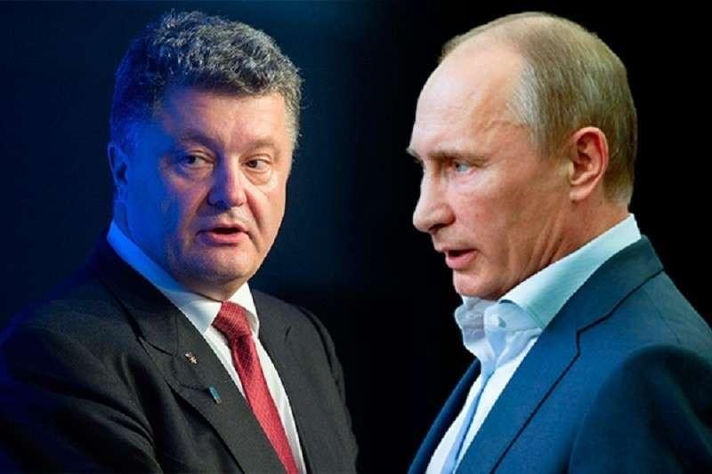 Владимир Путин объяснил поражение Порошенко на выборах