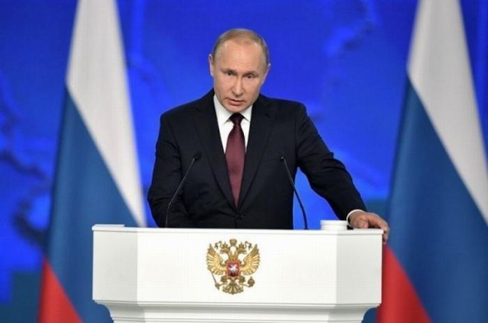 Владимир Путин прибыл в Китай на форум «Один пояс – один путь»
