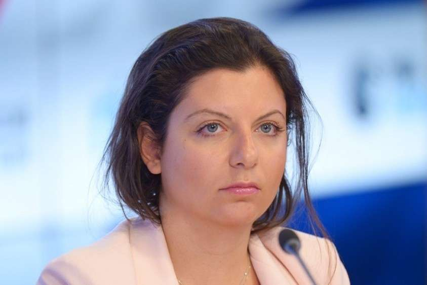 Маргарита Симоньян: «Пожалуйста, верните всех русских домой»
