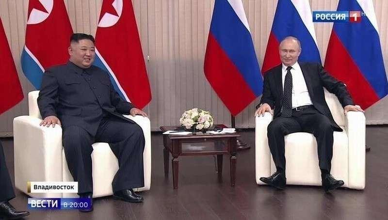 Владимир Путин поделился впечатлениями от первой встречи с главой КНДР Ким Чен Ыном