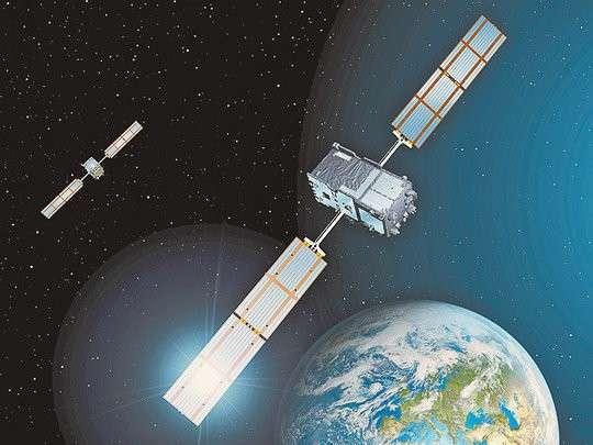 Россия окружает США сетью разведывательных спутников