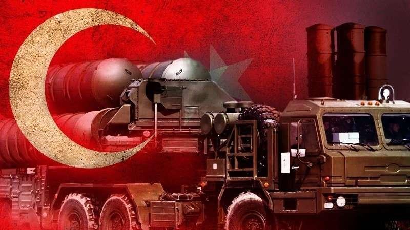 Реальные мотивы США и Турции в битве за С-400