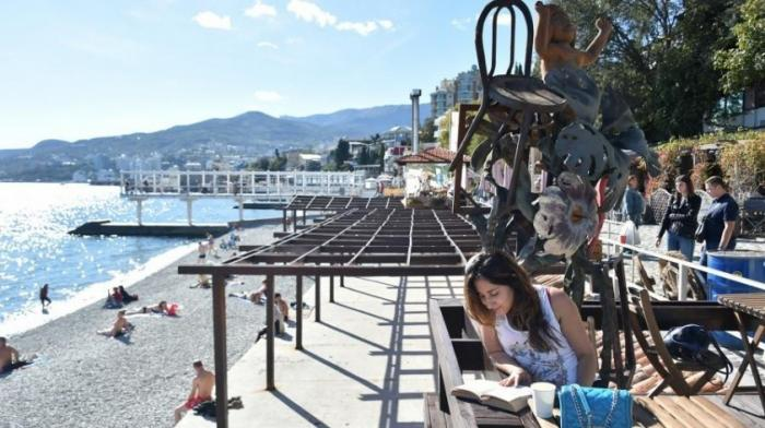 В Крыму назвали среднюю стоимость дневного отдыха на полуострове