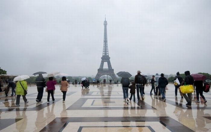 11 фактов, подтверждающих, что Париж совсем не такой, как о нём рассказывают