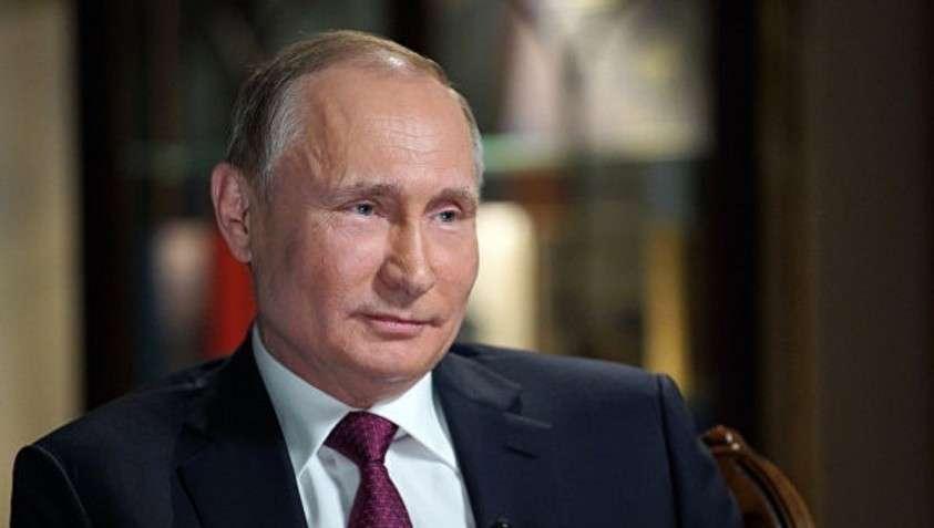 Накануне визита в Китай Владимир Путин дал интервью китайскому изданию «Жэньминь Жибао»