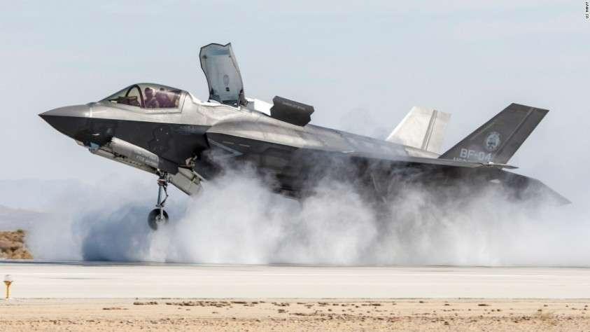 52% американских F-35 может выполнить только одно задание