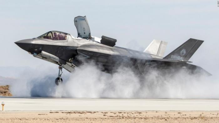 52% американских истребителей F-35 способны выполнить только одно задание