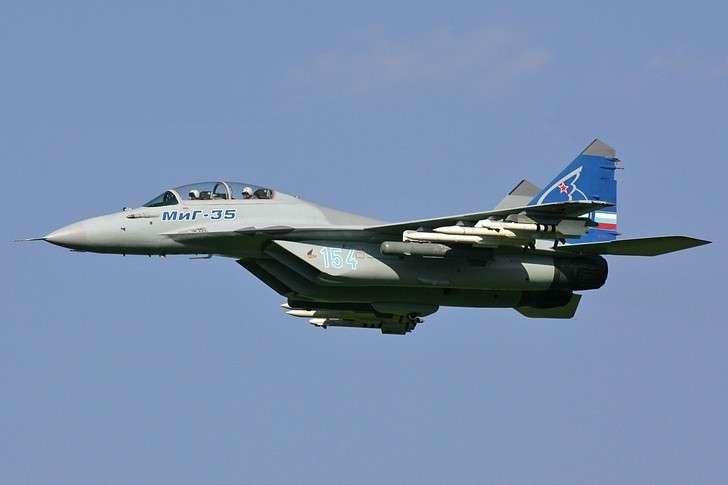 Mikoyan-Gurevich MiG-35 MAKS