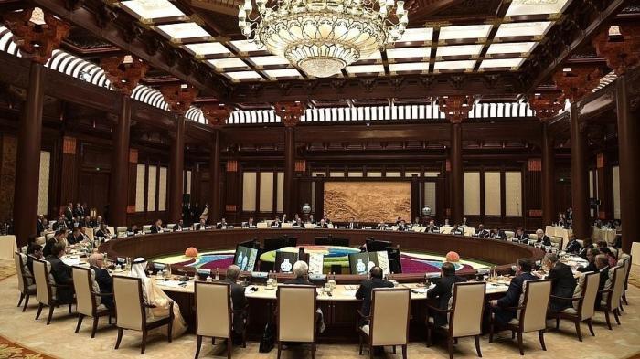 Заседание круглого стола форума «Один пояс, один путь»