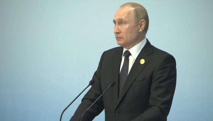 Владимир Путин рассказал о беспределе, обмане, сне и страшилках