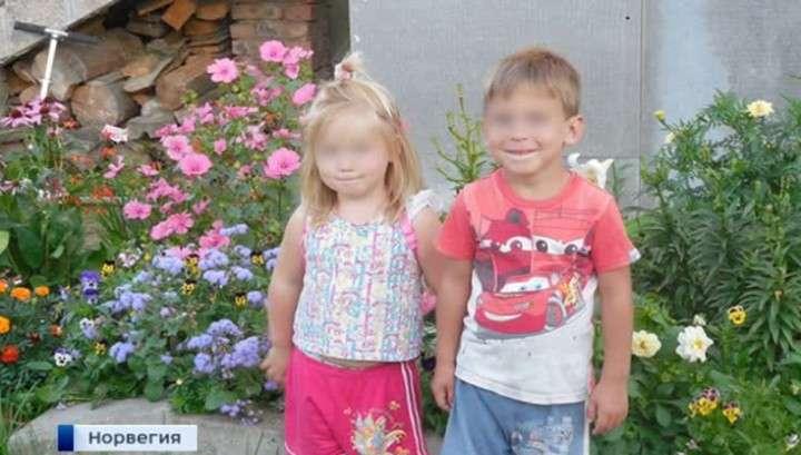 Правосудие по-норвежски: российская семья боится лишиться второго ребёнка