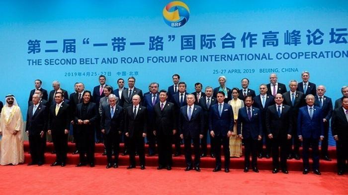 В Пекине подвели итоги форума «Один пояс, один путь»: подписаны договоры на 60 миллиардов долларов