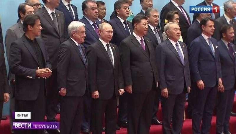 Китай и Россия открывают тысячи возможностей для всех стран Евразии