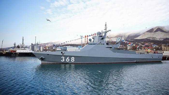 Новороссийская военно-морская база – боевые возможности южного форпоста ВМФ России