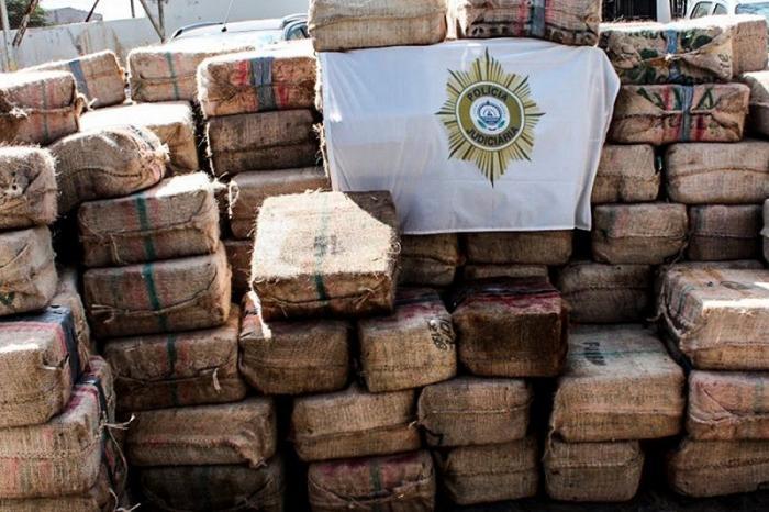 Откуда у российских моряков оказались 9,5 тонны наркотиков?