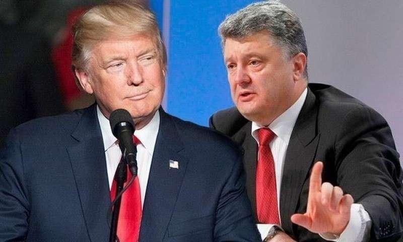 Дональд Трамп готовит мощнейший удар Украиной по неоконам